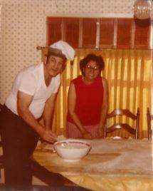 Mom and Dad ravioli