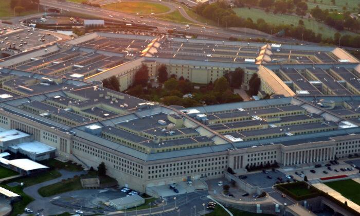 The U.S. Pentagon in Arlington County, Va. (Dreamstime/TNS)