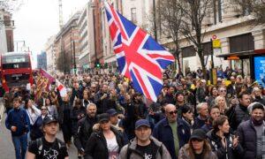 UK Racks Up 'Unimaginable' COVID Debts, Extra Deaths by Choosing Lockdowns