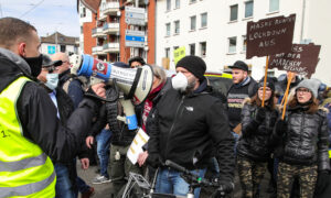 COVID-19 Restrictions Spark Protests Across Europe