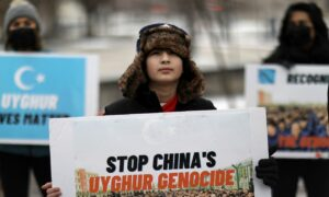 International Lawmakers Call for UN Investigation Into Uyghur Genocide