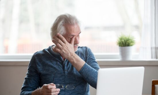 Dry Eye Disease Harms More Than Vision