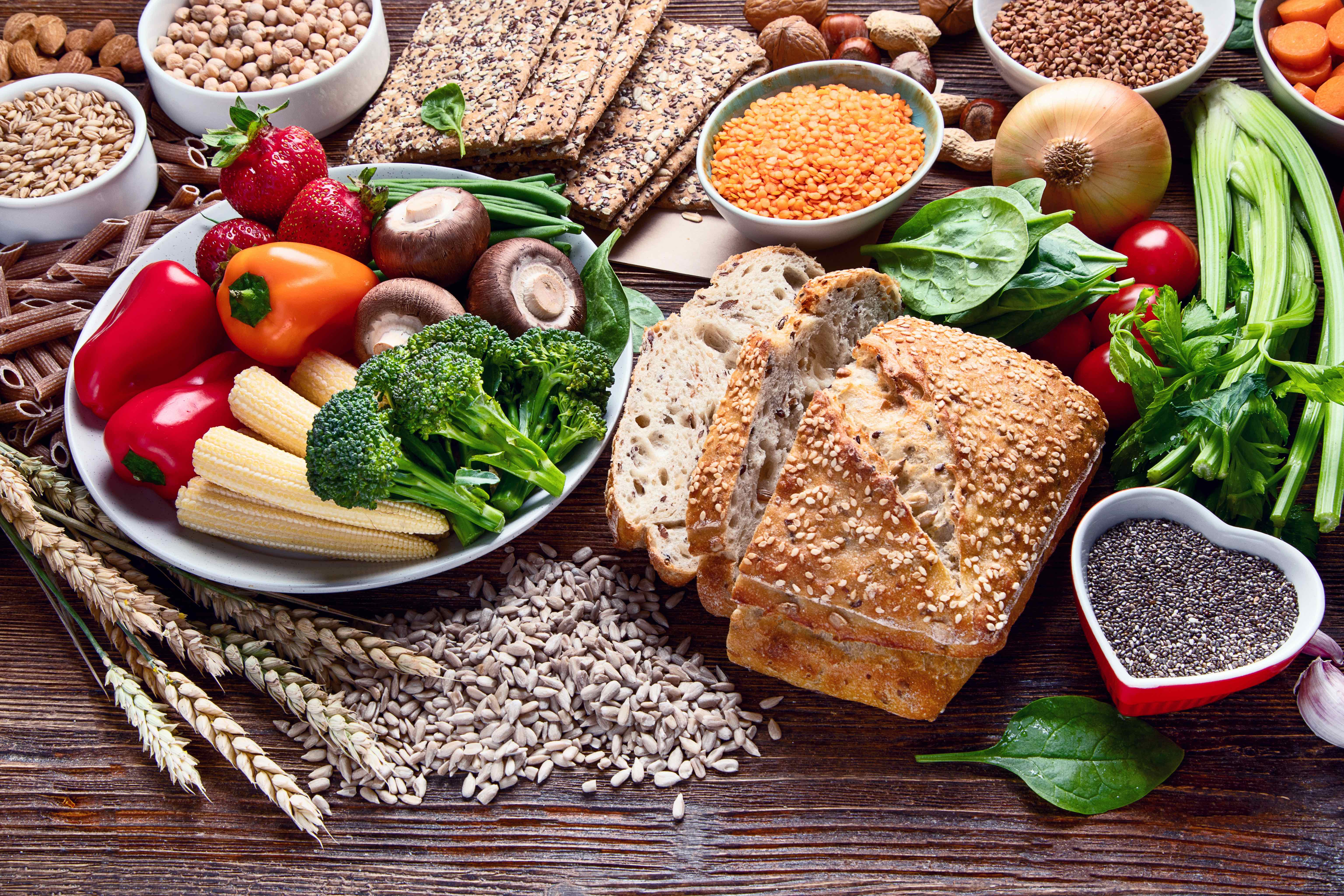 Eating more fiber can help digestion move more smoothly and lessen the likelihood of a painful flair-up of diverticulitis.(Tatjana Baibakova/Shutterstock)