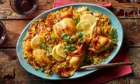 Persian-Inspired Chicken Dish Is Filled With Flavor