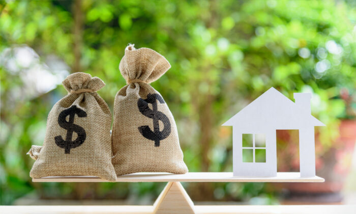 Think carefully before opting for a home equity loan. (William Potter/Shutterstock)