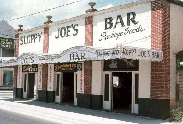 sloppy joe's bar