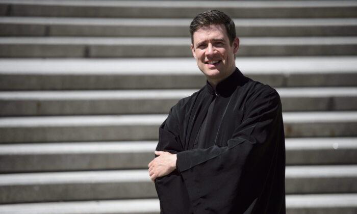 The Rev. Dr. Andrew Bennett, director of the Cardus Religious Freedom Institute and Canada's former religious freedom ambassador, is pictured in Ottawa on May 8, 2018. (The Canadian Press/Sean Kilpatrick)