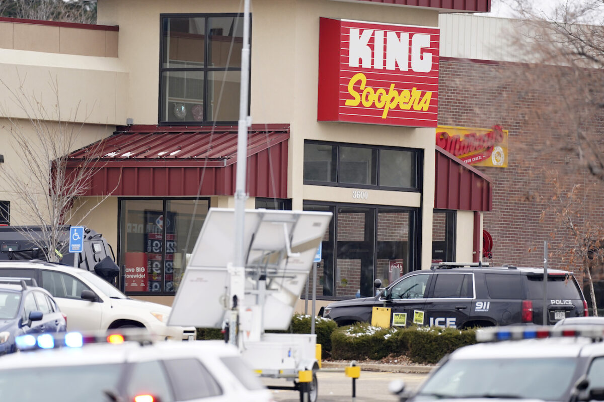 King Soopers shooting