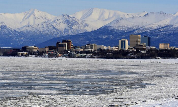 A view of Anchorage, Alaska. (David Mark/Pixabay)