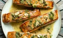 Salmon Piccata, a New Spin on a Weeknight Favorite
