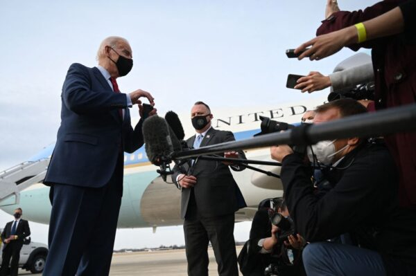 biden air force one