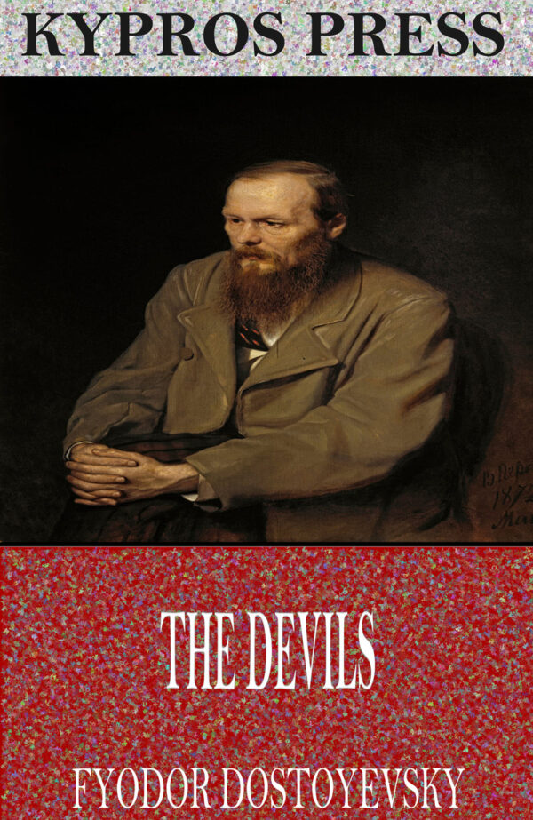 book cover for The Devils