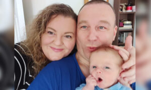 Miracle Boy Brings Joy After Couple Loses Nine Babies to Miscarriage and Stillbirth
