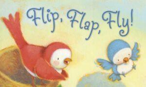 Children's Books for Spring