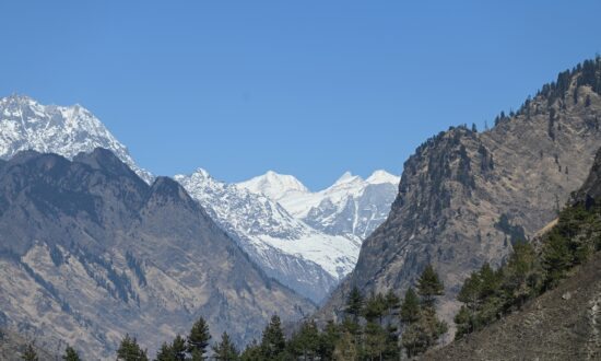 Similar Catastrophes in Himalayas Viewed Differently in China, India