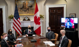 First Call Between Freeland, Harris Highlights China's Arbitrary Detention of Kovrig and Spavor