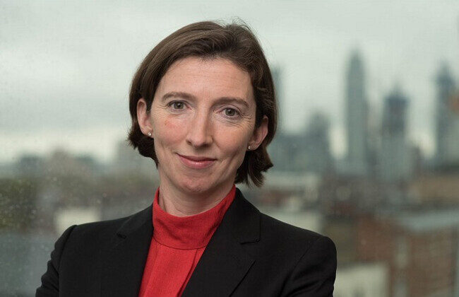 Lindy Cameron, CEO of the UK's National Cyber Security Centre. (Courtesy of the NCSC)