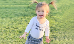 Miracle Baby With Down Syndrome Overcomes 5 Percent Survival Odds: 'The Lucky Few'
