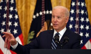 Biden Unveils $2 Trillion Plan to Fix Roads and 'Reimagine' a New Climate-Proof Economy