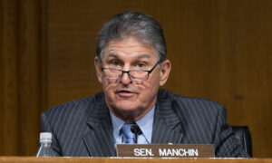Sen. Manchin Says Filibuster Not a 'Jim Crow Relic' and 'Designed to Be Something Different'