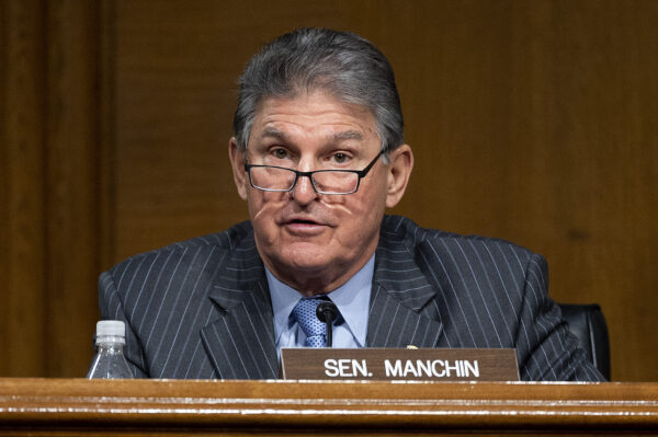 Ranking Member Joe Manchin