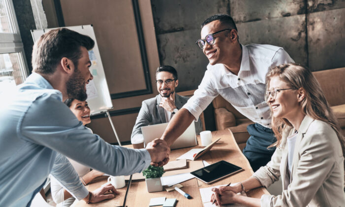 Negotiating is the way you get what you want, whether it's a major purchase or your teenage son to put the seat down. (G-Stock Studio/Shutterstock)