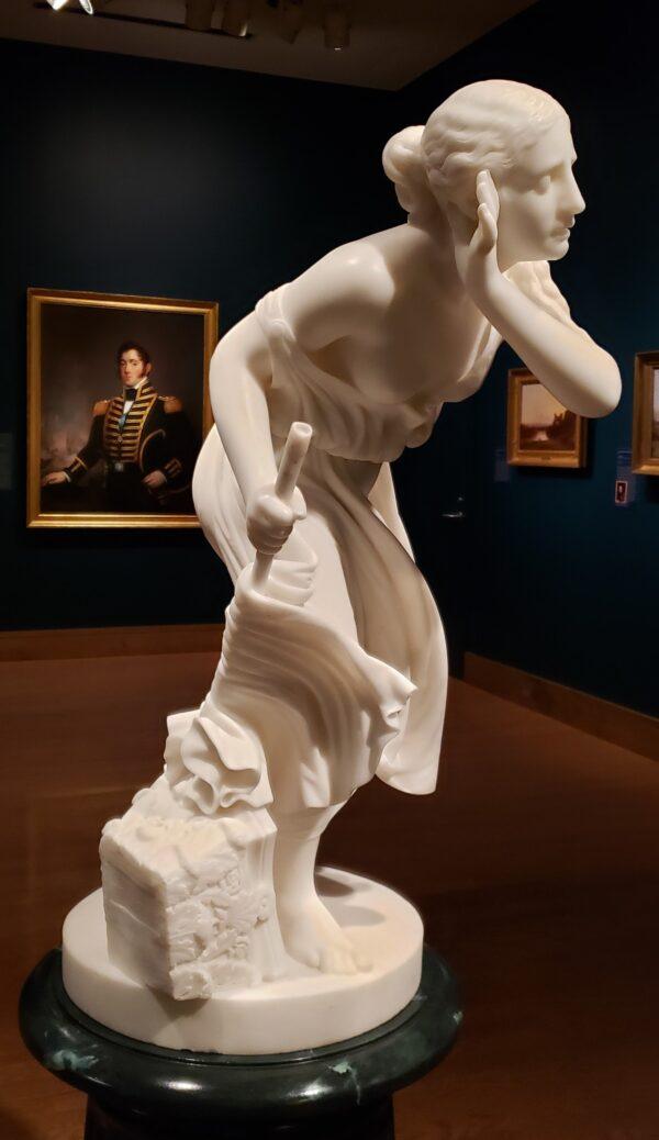 Nydia in the Birmingham Museum of Art