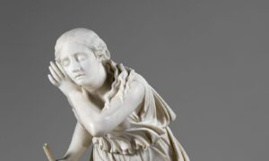 Taking You There: Love Amid Catastrophe With 'Nydia, the Blind Flower Girl of Pompeii'