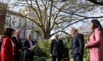 British PM Johnson Vows to 'Stand Firmly' With Lawmakers Sanctioned by China