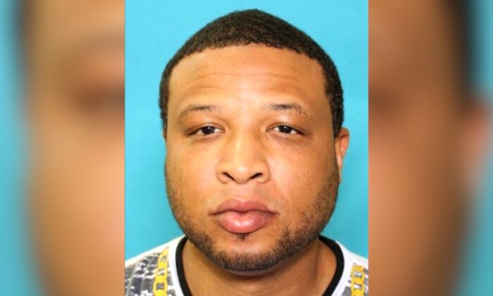 DeArthur Pinson Jr, 37, in a file photo. (Courtesy of Texas Department of Public Safety)