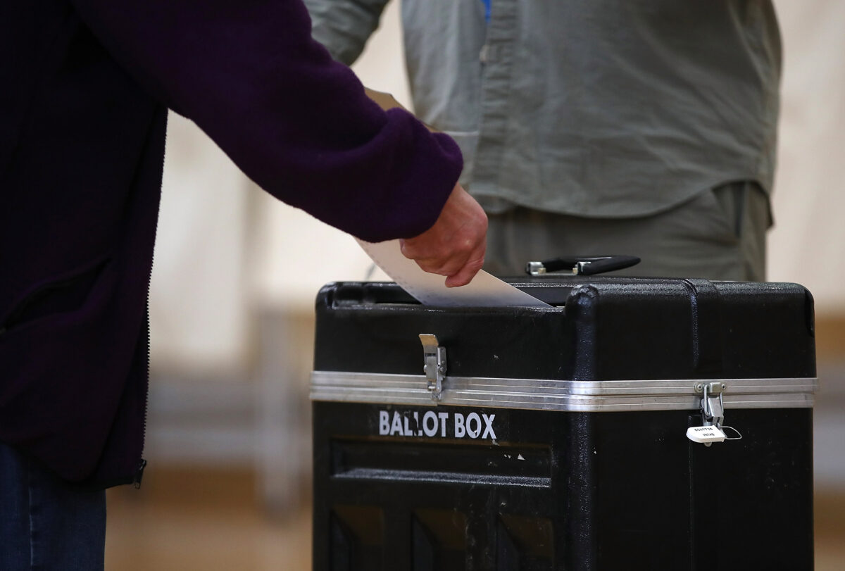 Voters In Montana