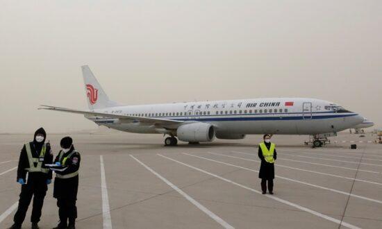 Beijing Enveloped in Hazardous Sandstorm, 2nd Time in 2 Weeks