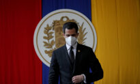 Venezuelan Opposition Leader Juan Guaido Says He Tested Positive for Covid-19