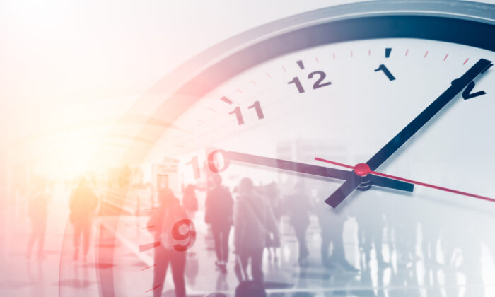 We don't have to turn back time to clean the slate. That's what we do every morning. (Quality Stock Arts/Shutterstock)