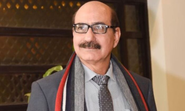 Mohammad Anwar, 66, in a file photo. (Help the Anwars Find Peace /GoFundMe)