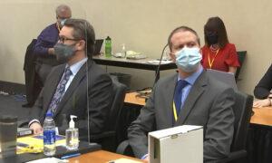LIVE: Former Officer Derek Chauvin Sentenced for George Floyd's Death