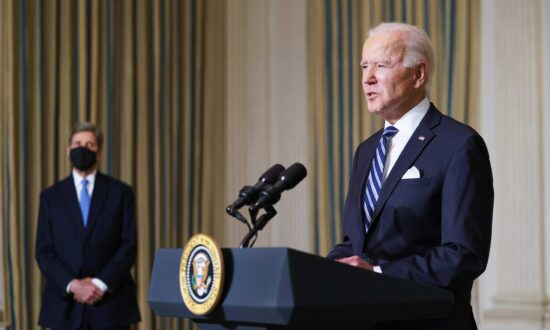 Biden's 2030 Carbon Goal Will Fail—and Bankrupt America