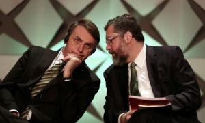 Brazil's Bolsonaro Shuffles Cabinet