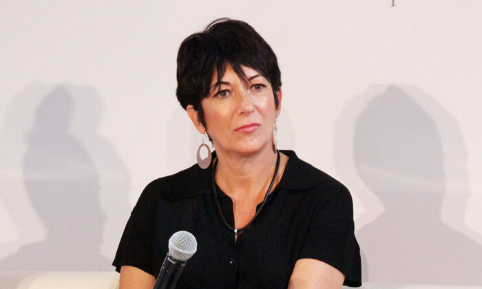 Ghislaine Maxwell in New York City on Sept. 20, 2013. (Laura Cavanaugh/Getty Images)
