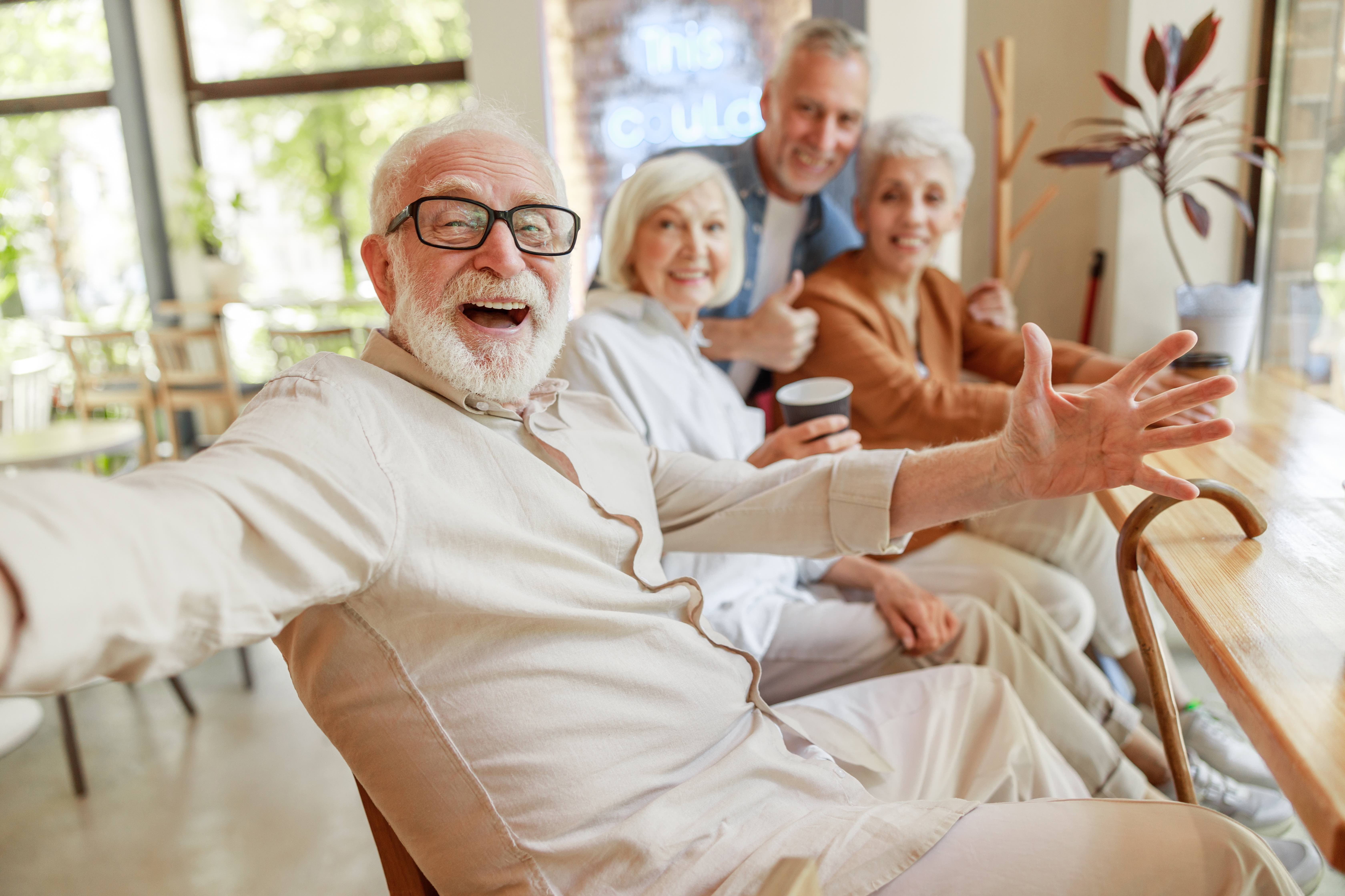 It's  exciting  to  reimagine  our  future  and  find new  meaning  and  purpose  in  our  later  years in  this  era  of  increased  longevity. (Olena Yakobchuk/Shutterstock)
