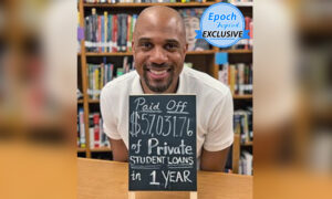High School Science Teacher Shares How He Paid Off $57,000 in Student Loans in Just One Year