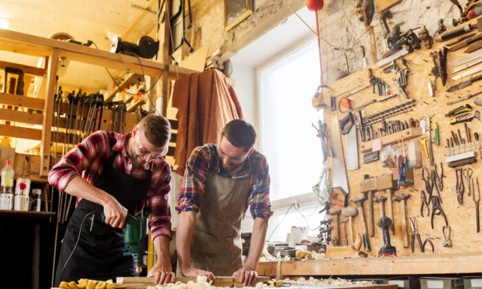 Americans have a long tradition of tinkering and inventing tools that improve the lives of those around us. (Syda Productions/Shutterstock)