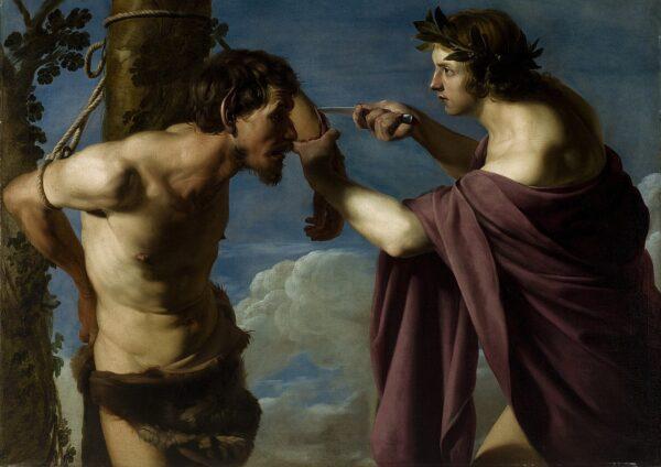 Bartolomeo_Manfredi_-_Apollo_and_Marsyas_Saint_Louis_Art_Museum
