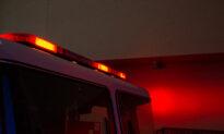 Firefighters Battle Blaze at Laguna Hills House Where Suspect Was Barricaded