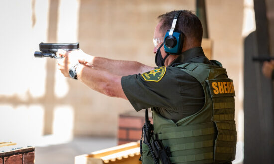 Revamped Sheriff Training Involves MoreReal-WorldDynamics