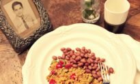 The Family Table: In My Father's Rice and Beans, a Celebration of Home, Family, and 'A Love That Remains'