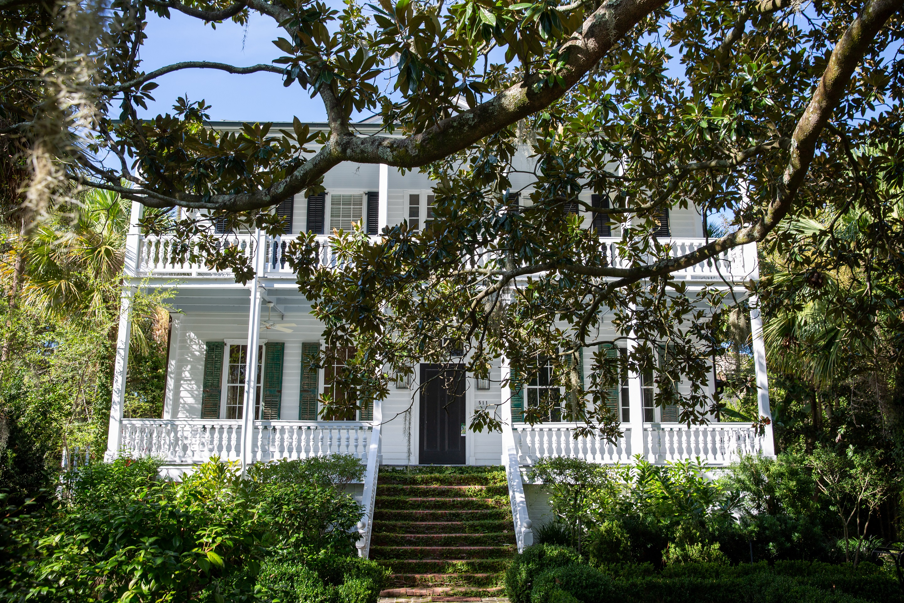 Robert Smalls House_Shawn Hill Photography