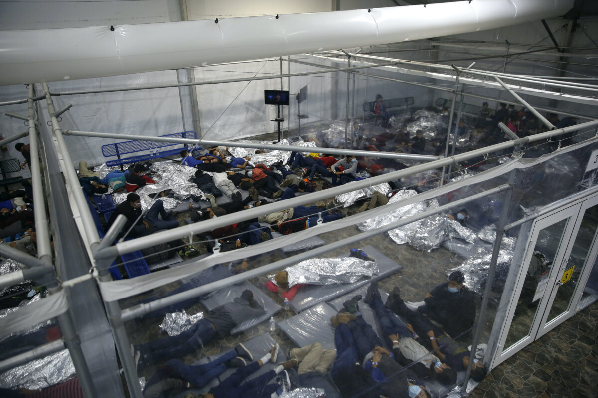 Pentagon Reviewing HHS Request for Another Military Base to House Unaccompanied Children