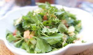 Parsley and Walnut Salad