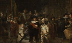 The Genius of Rembrandt's 'The Night Watch'